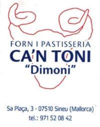 Forn Ca'n Toni